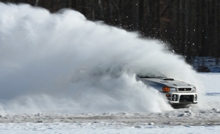 2019 Detroit Region SCCA New Years RallyCross