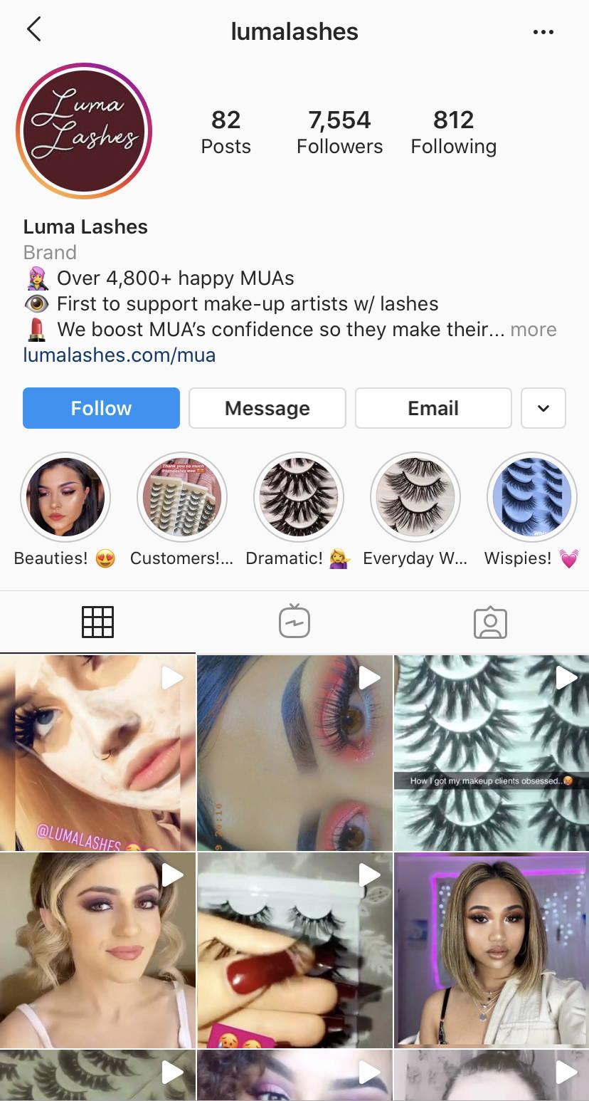 lash vendor, ig lashes, wholesale eyelashes