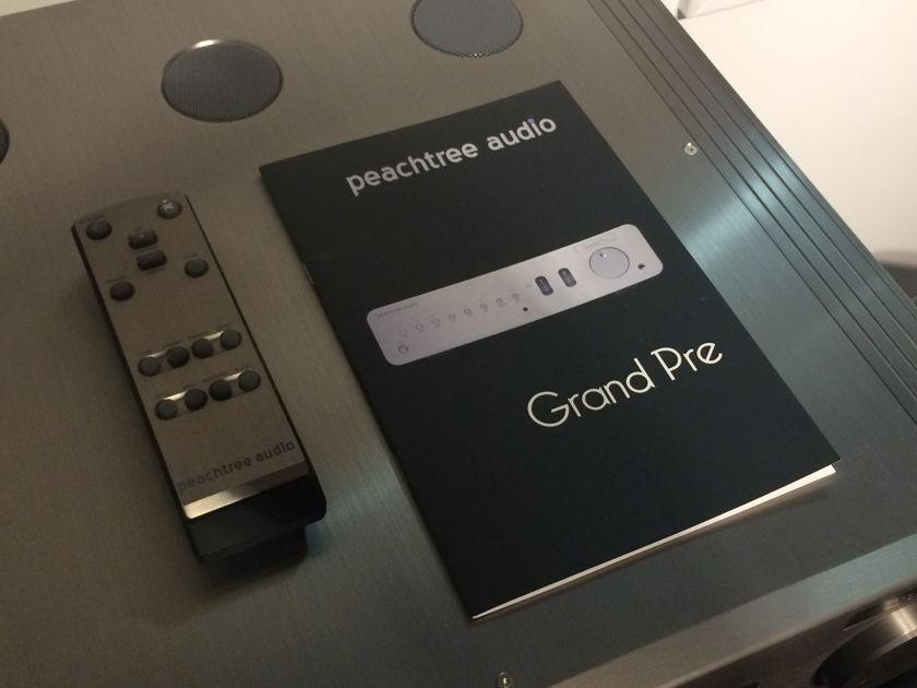 Peachtree Audio Grand Pre X-1 Hybrid Tube Preamp & DAC