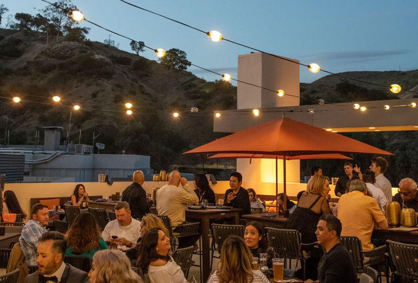 Celebrate La Food Wine Hollywood Bowl
