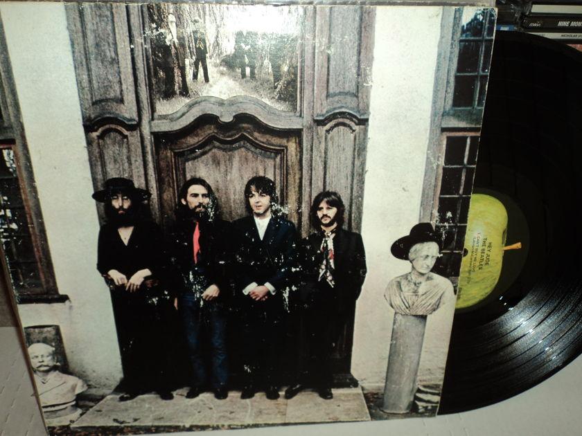 The Beatles  - Hey Jude (split Apple Label) Apple SW-385