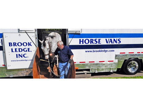 Equine Ground Transportation with Brook Ledge - LIVE AUCTION ITEM