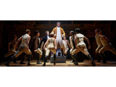 Hamilton and Upscale Dinner in Los Angeles