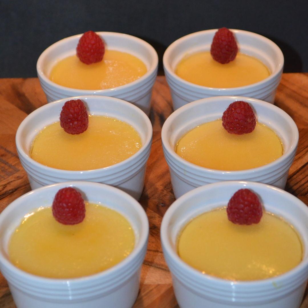 Date: 20 May 2020 (Wed) 31st Dessert: Vanilla Pudding Brûlée [356] [162.4%] [Score: 8.5] Cuisine: Western Dish Type: Dessert