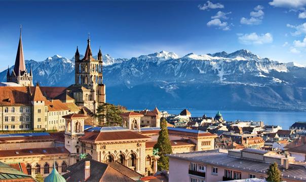 Французская Швейцария (3 дня)