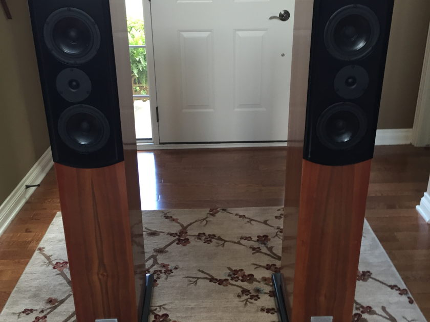 Salk Sound SongTower QWT South American Tineo finish