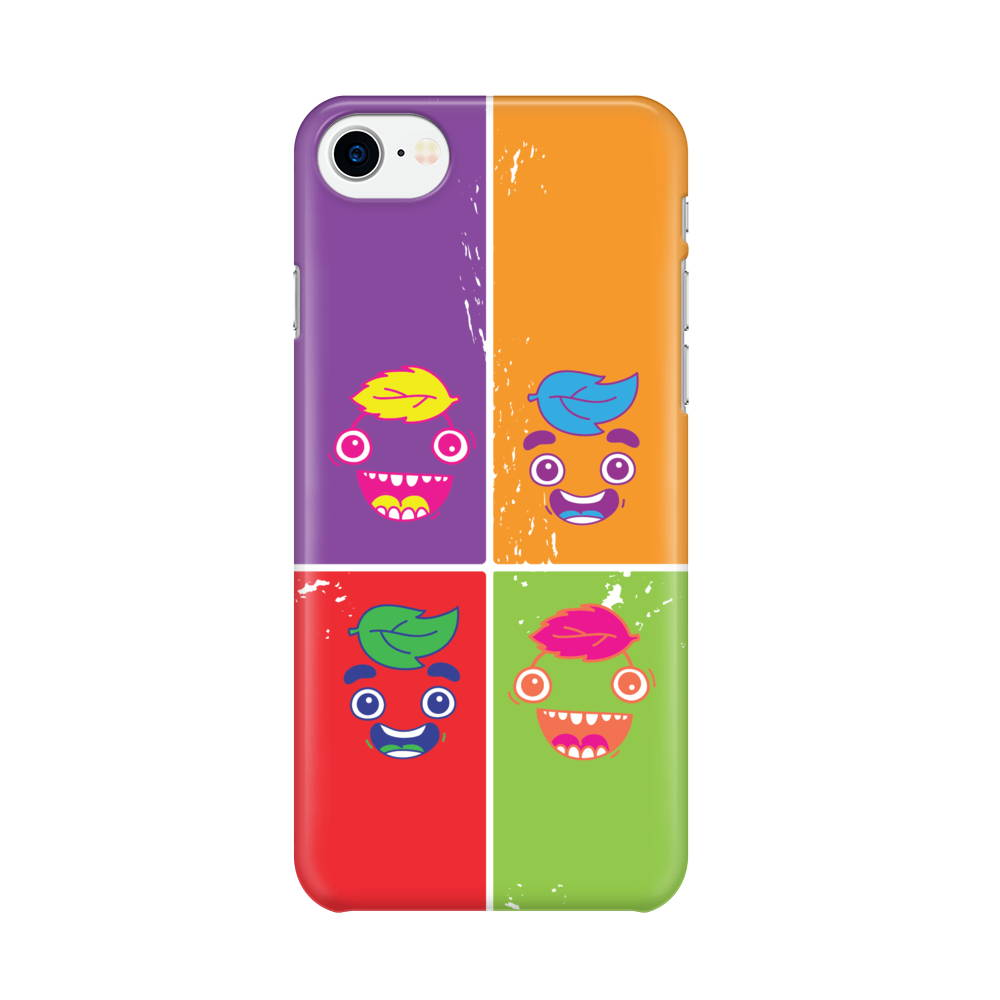 Digitally printed mobile phone cases