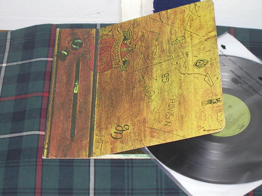 Alice Cooper - Schools Out (Pics) Green WB/Desktop cover