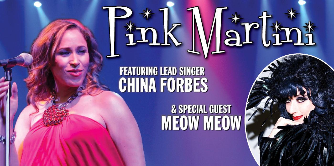 Pink Martini Silver Jubilee Tour