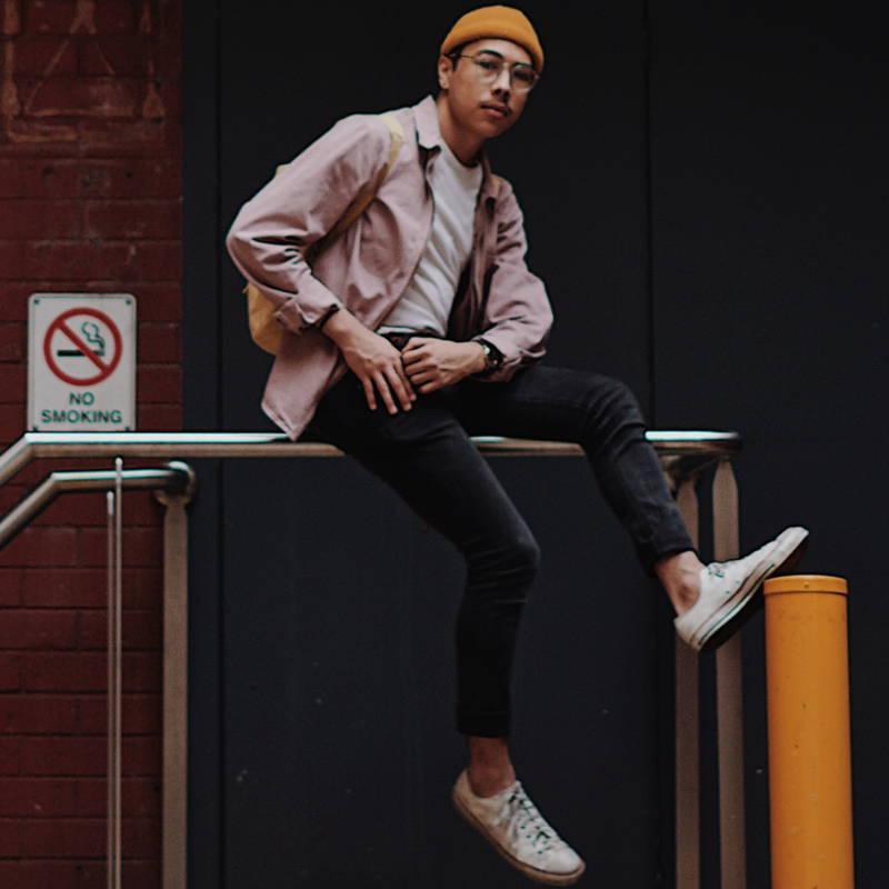 Pantalon Streetwear Homme