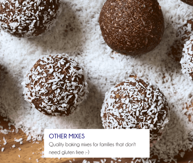 Baking Mixes Not Gluten Free - Happy Tummies