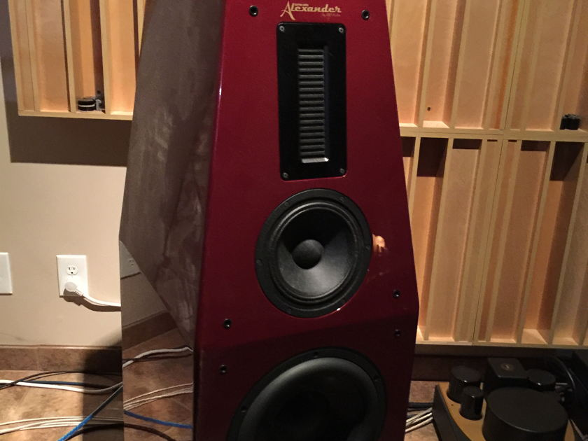PBN Audio Dayton Audio Alexander With Tannoy ST200 Supertweeters