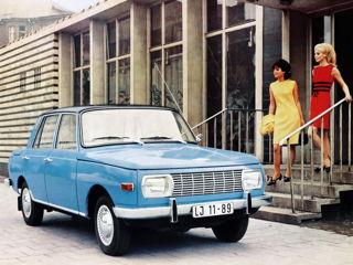 Carros soviéticos