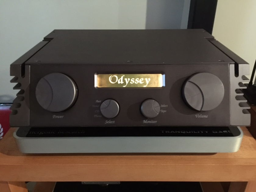 Odyssey Audio Tempest *Extreme Build* MM/MC & 3 RCA Inputs
