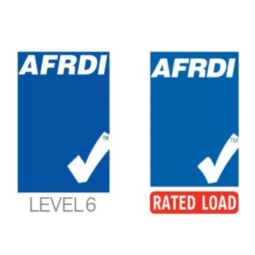 AFRDI Level 6 weight rated office chairs
