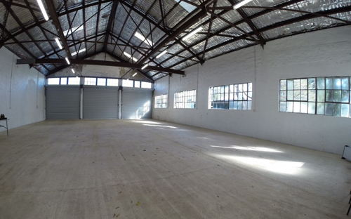 Industrial style Event Space in East Perth: Not-for-profit rate - 0
