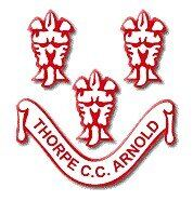Thorpe Arnold Cricket Club Logo