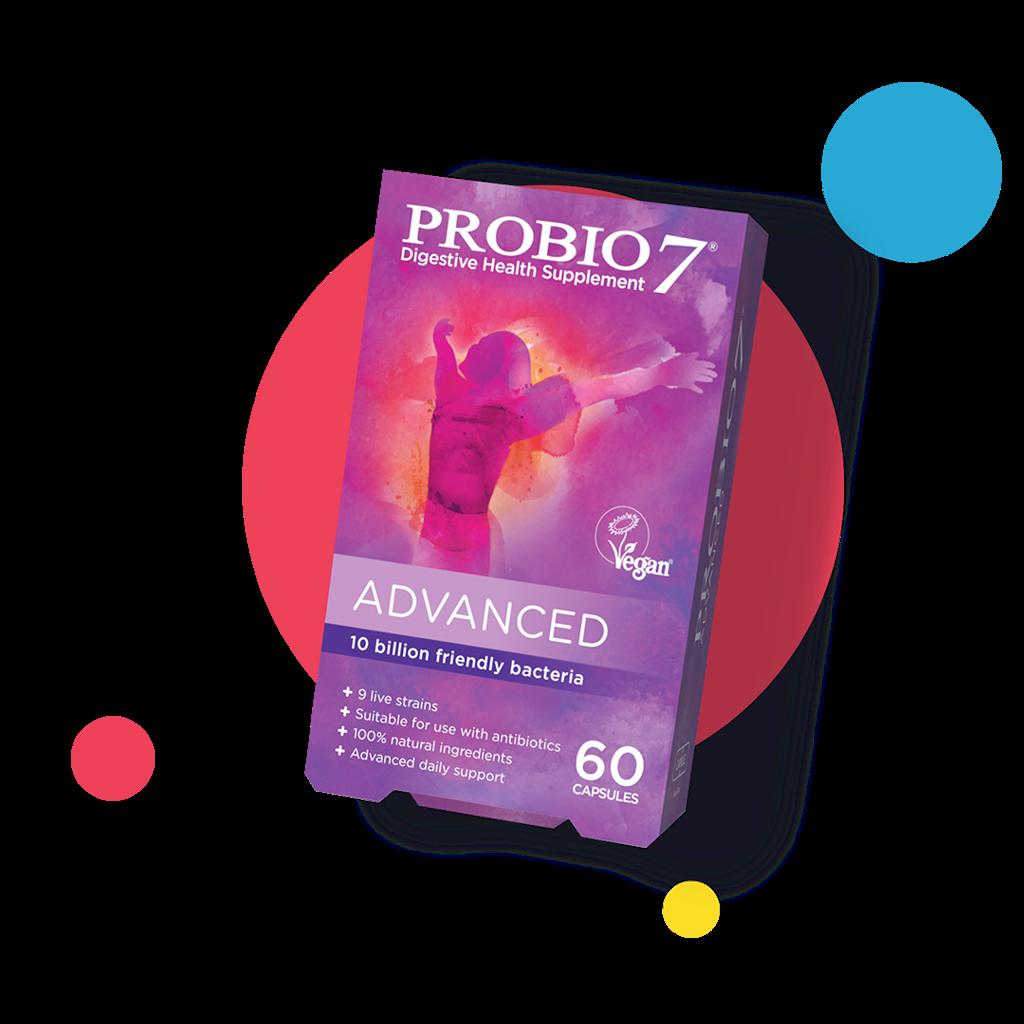 Probio7 advanced 60 capsule