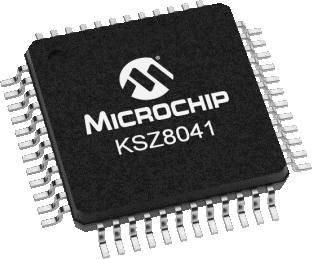 KSZ8041FTL– Ethernet трансивер