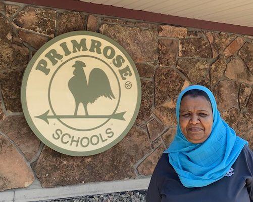 Manal Gamel , Infant Early Childhood Teacher