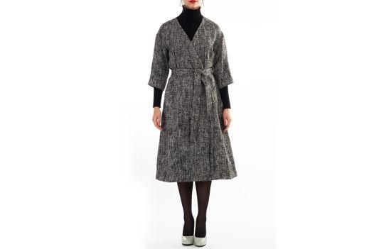 """Платье-пальто. Коллекция """"Трюфель"""". Арт.: FA 018"""