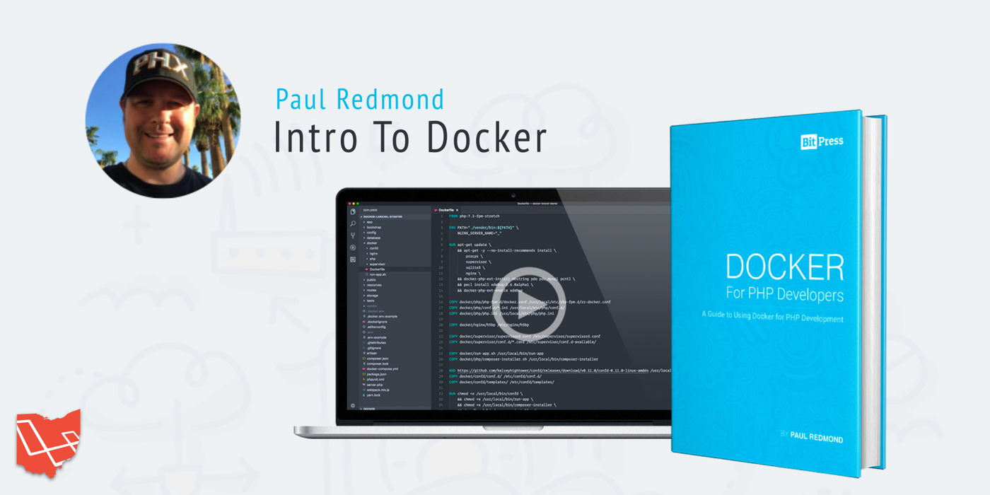 Intro To Docker by Paul Redmond