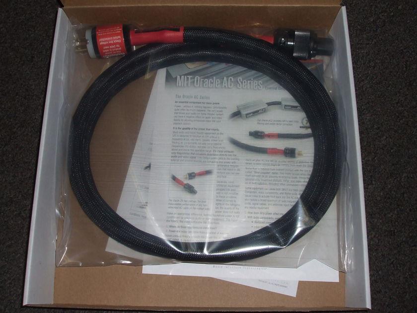 MIT Oracle Z-III 2 meter power cord