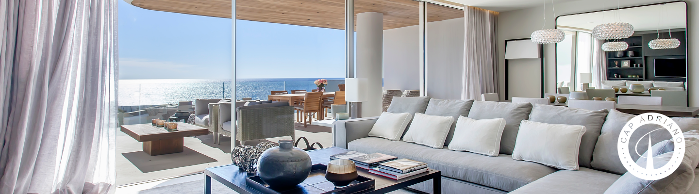 Balearen, Spanien - Cap Adriano, Mallorca – Unique luxury- living close to the sea