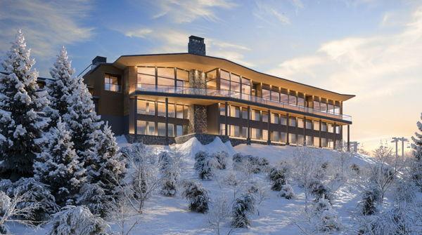Hotelli Iso-Syöte, Pudasjärvi