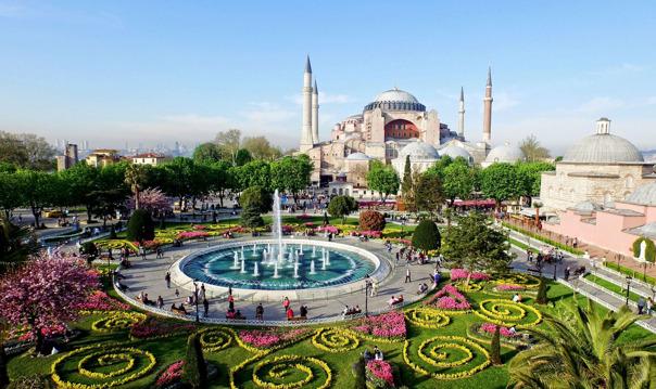 Тур в Стамбул из Сиде