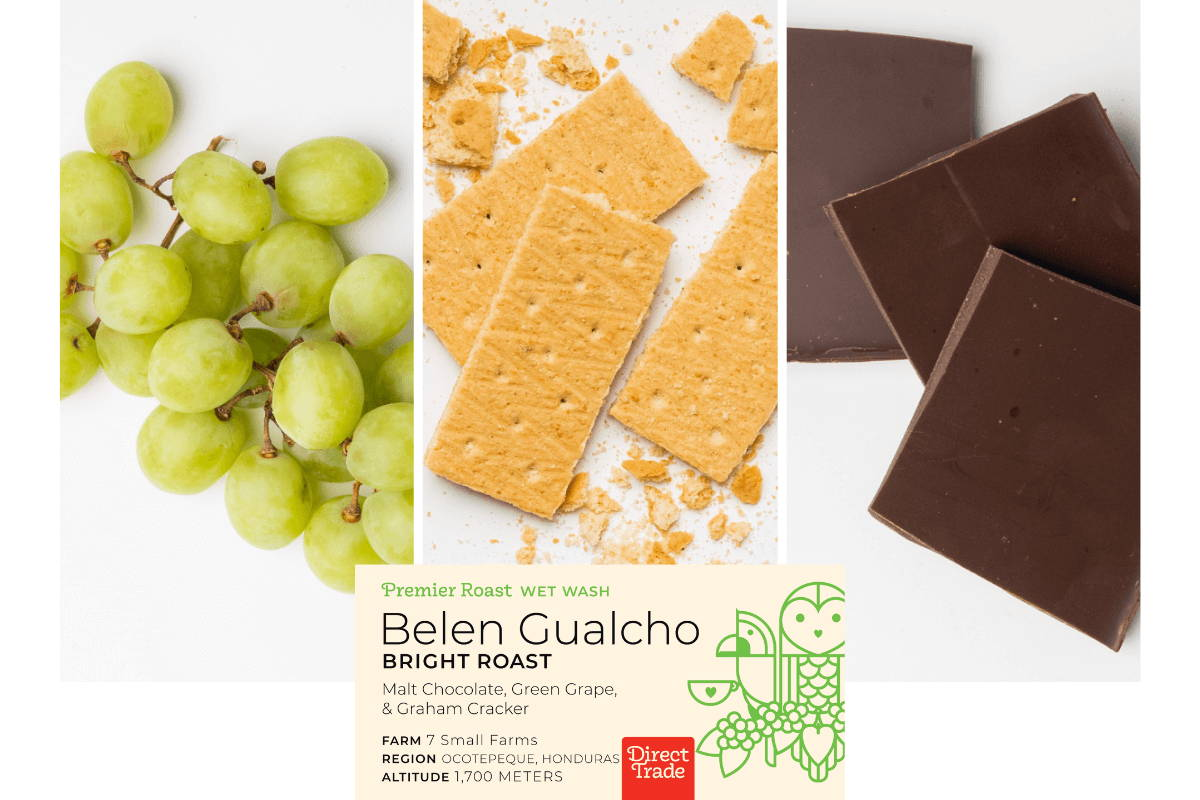 Belen Gualcho Tasting Notes
