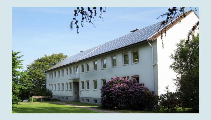 cvjm geschäftsstelle solar panele