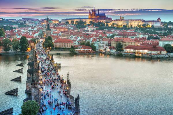 Достопримечательности Праги - что посмотреть за 1-2 дня в Праге