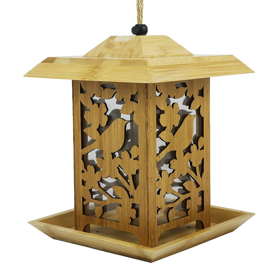 Topflite premium bird feeder lantern