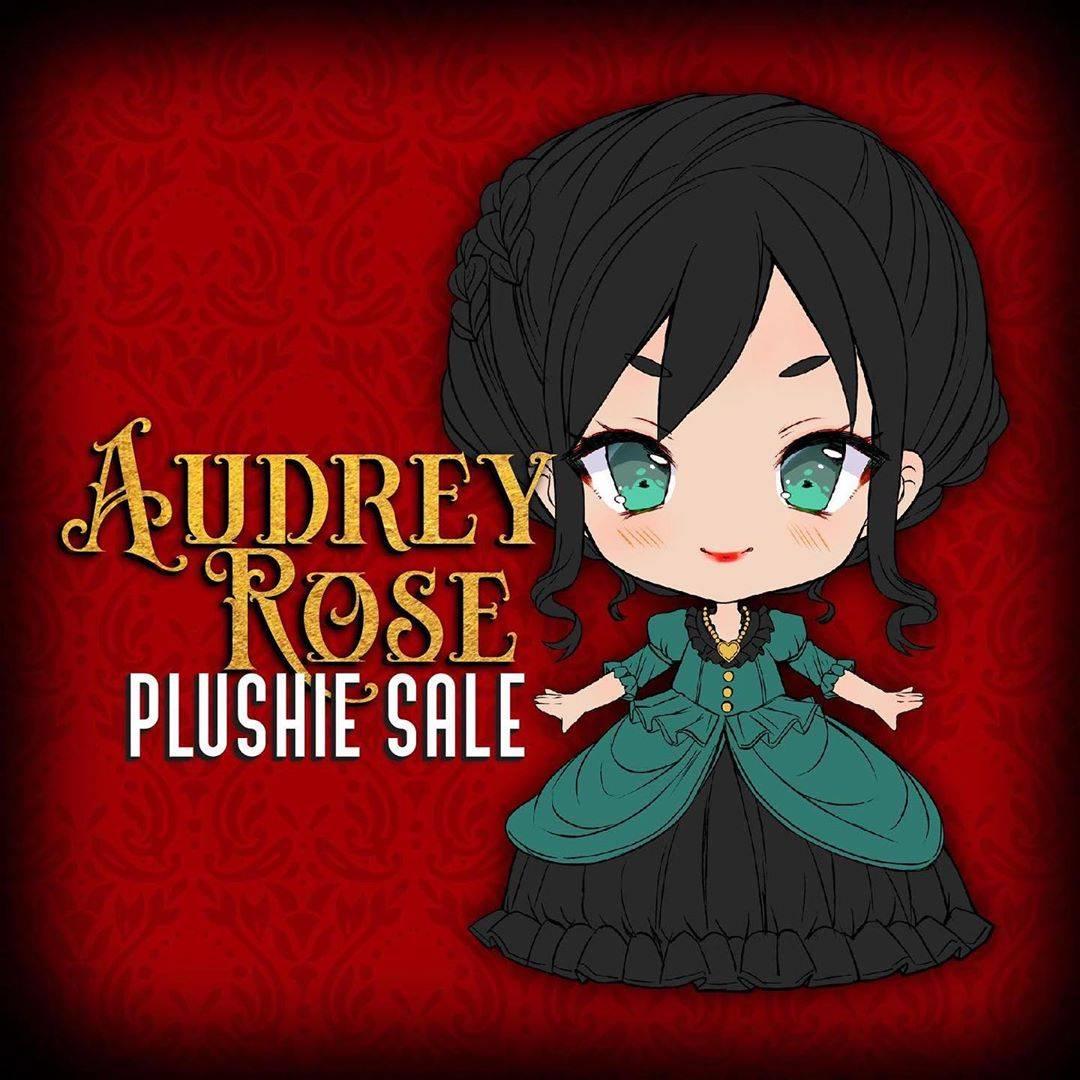 Audrey Rose Plushie Sale
