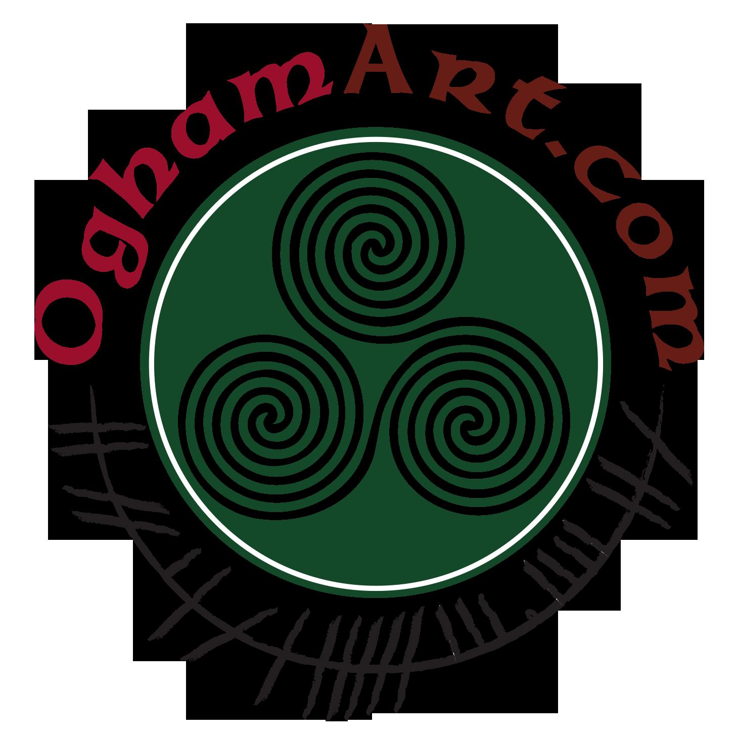 Ogham Art Celtic Festival Online