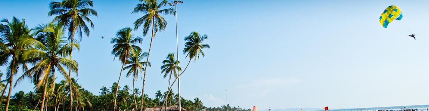 Лучшие пляжи южного Гоа (путешествие по пляжам гоа на микроавтобусе)