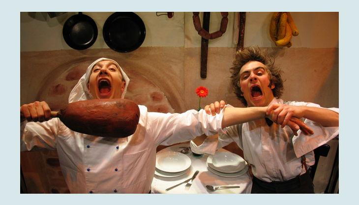 der furiose kuchenzirkus