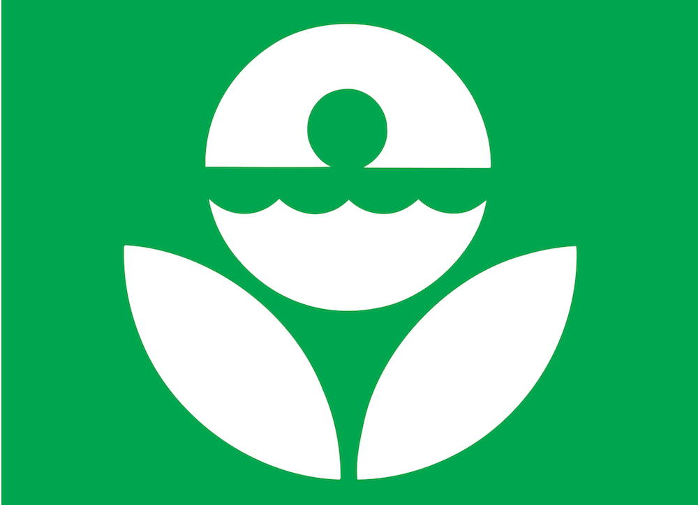 The simplified EPA flower, created by Chermayeff & Geismar