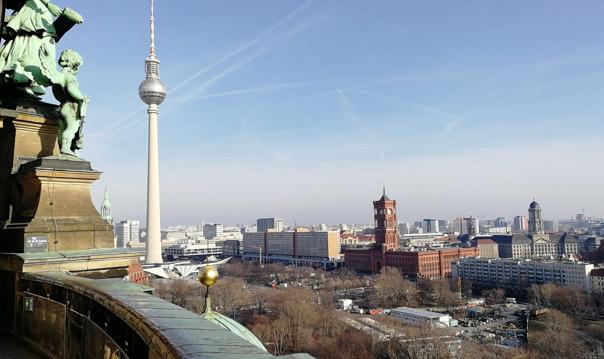 Берлин с высоты - вы о таком мечтали? Я превращу вашу мечту в реальность!