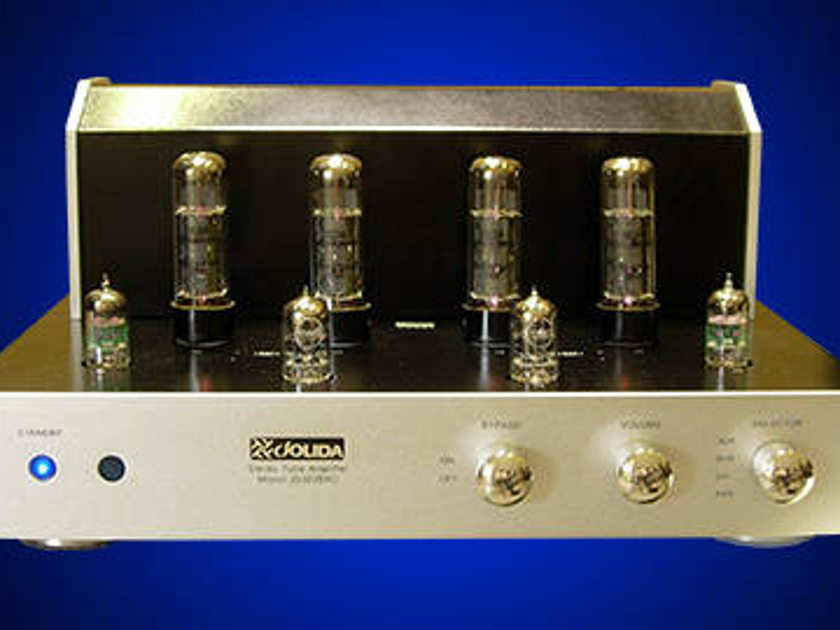 Jolida JD-302RC l-1 modified remote amps available