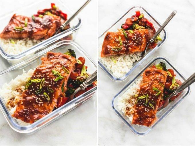 easy dinner meal preps