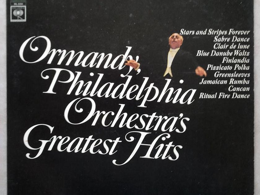 COLUMBIA 2-EYE | ORMANDY - - Philadelphia Orchestra's Great Hits / EX