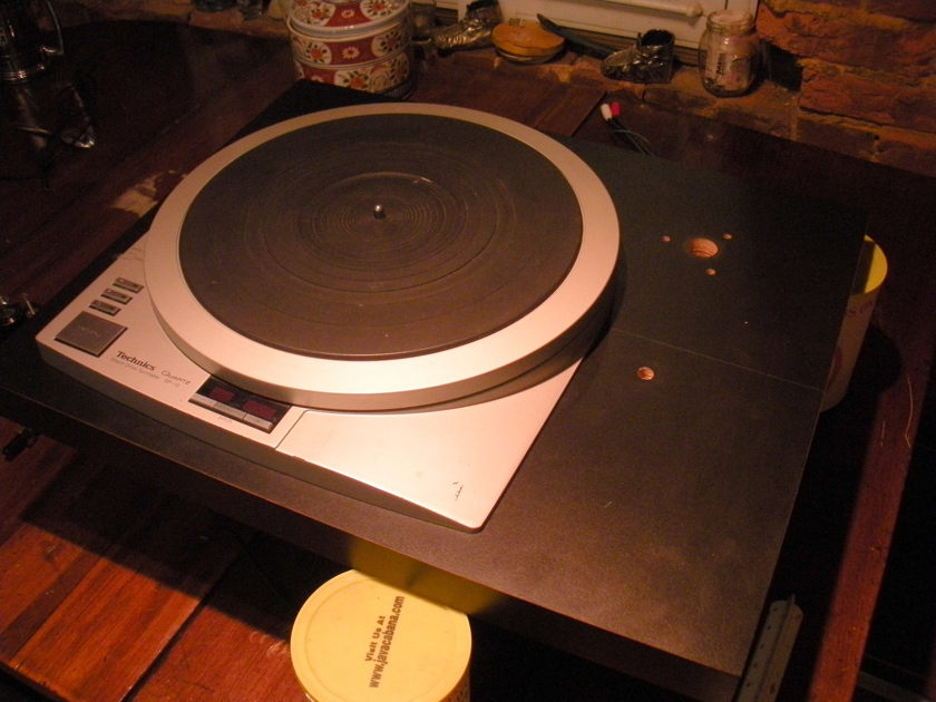 Technics SP-15  Turntable Base (only)