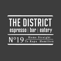 Logo - The District Eatery