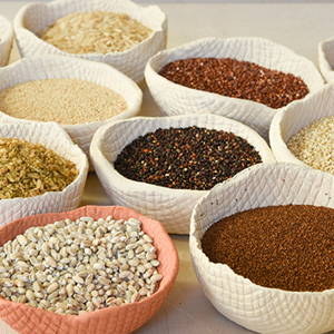 Organic and Ancient Grains