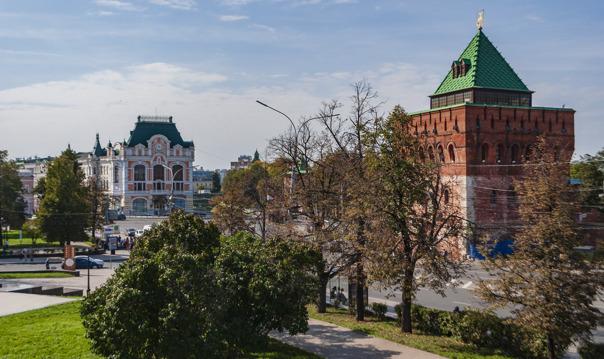 Покровка — Нижегородский «Арбат»