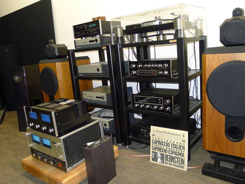 B&W Matrix 801S2 Speakers Sound Anchors ListenUp Maughanbox near San Francisco...................
