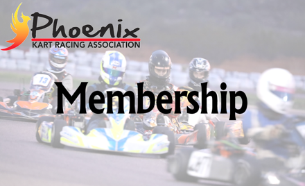 PKRA Karting Membership Additions