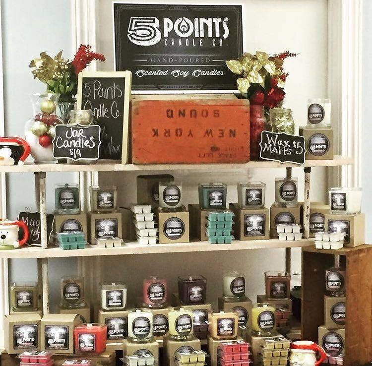 5 Points Candle Co.
